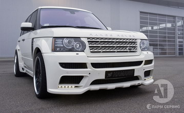 HAMANN WIDEBODYKIT for RANGE ROVER LR-V8 Superchar